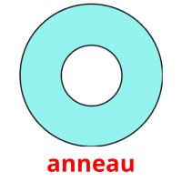 anneau picture flashcards