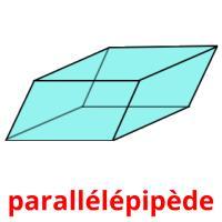 parallélépipède picture flashcards