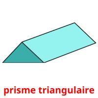 prisme triangulaire picture flashcards