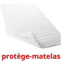 protège-matelas picture flashcards