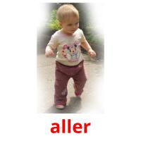 aller picture flashcards