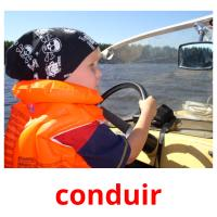 conduir picture flashcards