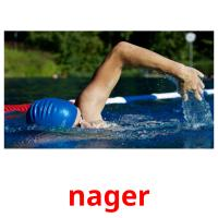 nager picture flashcards