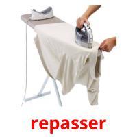 repasser picture flashcards