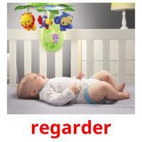 regarder picture flashcards