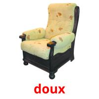 doux picture flashcards