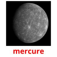 mercure picture flashcards