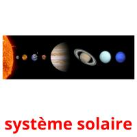 système solaire picture flashcards