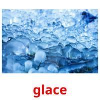 glace picture flashcards