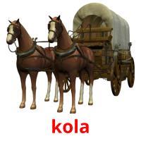 kola picture flashcards