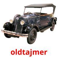 oldtajmer picture flashcards