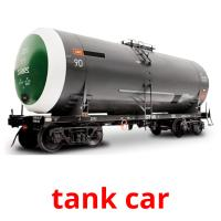 tank car picture flashcards
