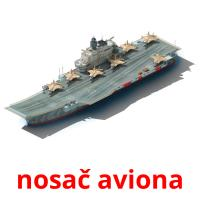nosač aviona card for translate