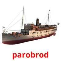 parobrod picture flashcards