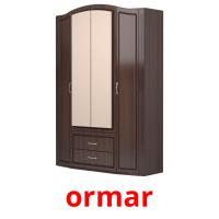 ormar picture flashcards