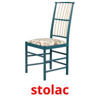 stolac picture flashcards