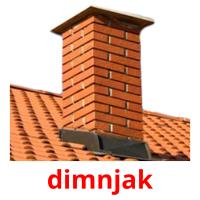 dimnjak picture flashcards