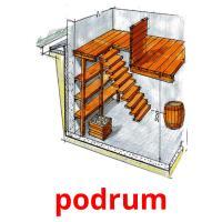podrum picture flashcards