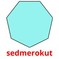 sedmerokut picture flashcards