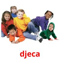 djeca picture flashcards
