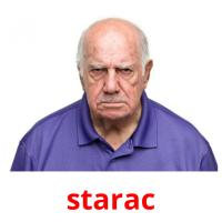 starac picture flashcards