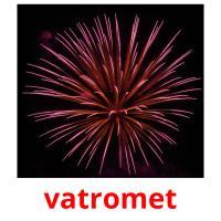 vatromet picture flashcards