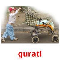 gurati picture flashcards