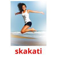 skakati picture flashcards