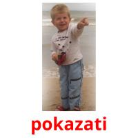 pokazati card for translate