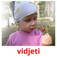 vidjeti card for translate
