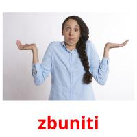 zbuniti card for translate