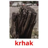krhak picture flashcards