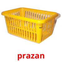 prazan picture flashcards