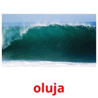 oluja picture flashcards