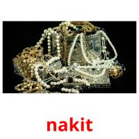 nakit picture flashcards