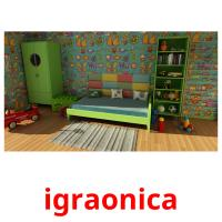 igraonica picture flashcards