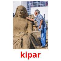 kipar picture flashcards