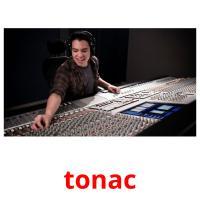 tonac picture flashcards