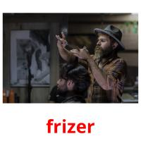 frizer picture flashcards