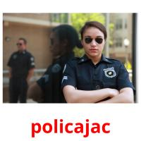 policajac picture flashcards