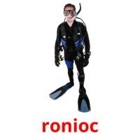 ronioc picture flashcards