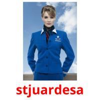 stjuardesa picture flashcards