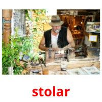 stolar picture flashcards