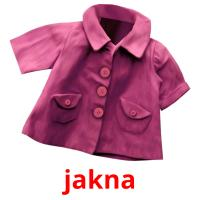 jakna picture flashcards