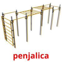 penjalica picture flashcards