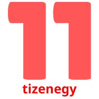 tizenegy picture flashcards