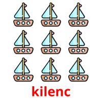 kilenc picture flashcards