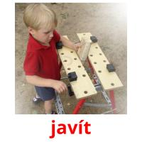 javít picture flashcards