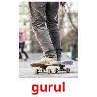 gurul picture flashcards