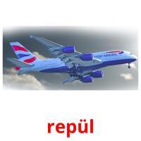 repül picture flashcards